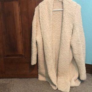 Free People chunky knit cardigan